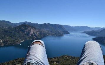 Lago Lacar, Patagonia